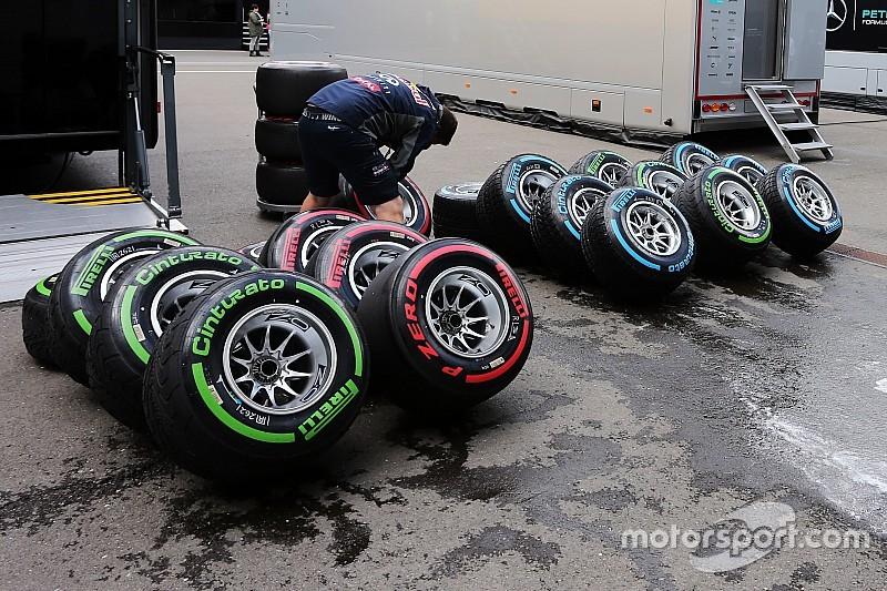 Pirelli nel 2016 porterà tre mescole a ogni Gp