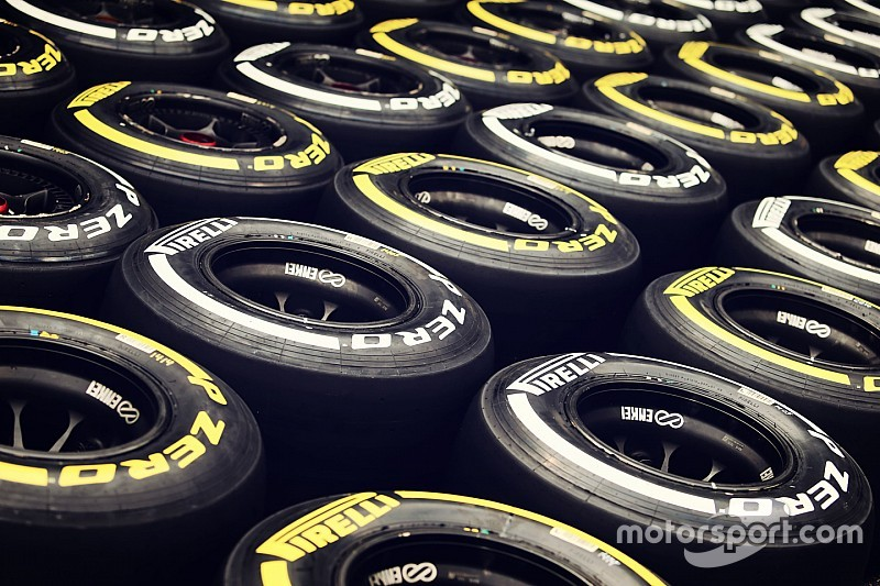 倍耐力宣布最后四场轮胎选择