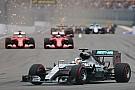 Росберг: Нам хватит сил опередить Ferrari