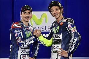 MotoGP Actualités Rossi vs Lorenzo -