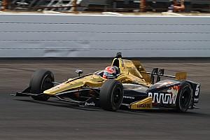 IndyCar Actualités James Hinchcliffe -