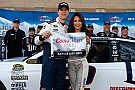 Brad Keselowski auf der Pole-Position in Kansas