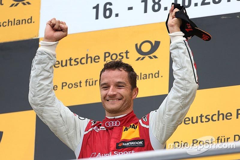 Une victoire forte en émotions pour Timo Scheider