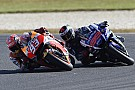 Lorenzo: I couldn't risk crashing in Marquez endgame
