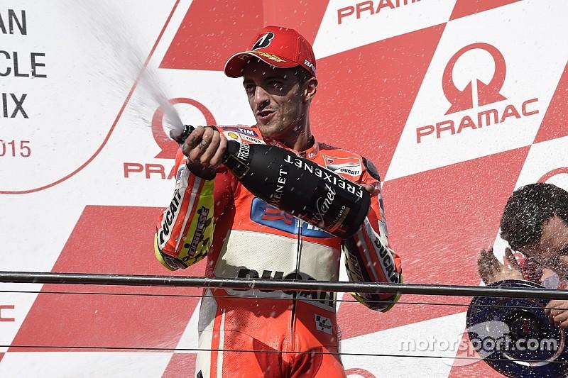 """Iannone: """"Era molto importante conquistare il podio"""""""