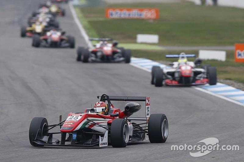 Crashvolle F3-finale op Hockenheim