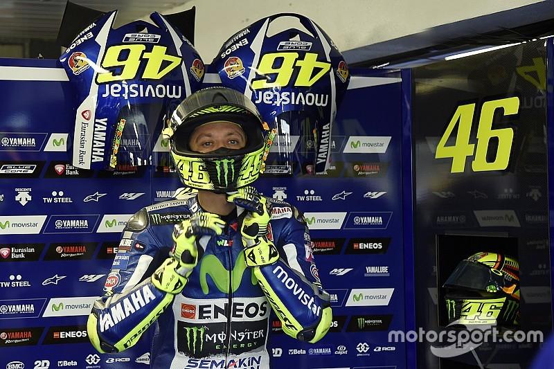 """Rossi: """"Será muy duro hasta la última carrera"""""""