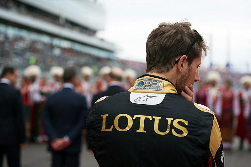 Grosjean, à Austin avant Haas F1