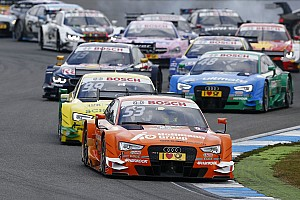 DTM Race report One-two-three win for Audi in the DTM finale