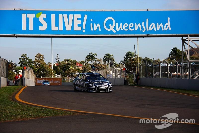 V8s eyeing Brisbane race