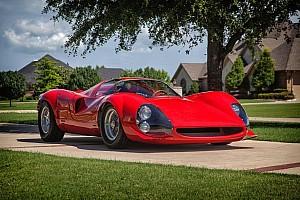 Auto Actualités Images - L'une des 3 seules Ferrari Thomassima sur eBay pour 9M$