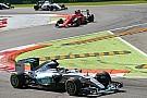 Vers un contrôle des pressions de pneus en direct en F1
