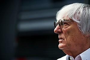 F1 Noticias de última hora Ecclestone quiere imponer los V8 en la F1 en 2016