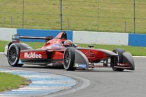 Formule E Actualités Duval veut prendre de gros points d'entrée de jeu