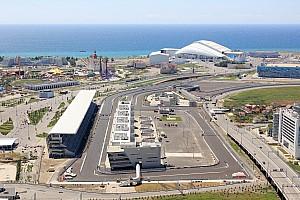 Формула 1 Пресс-релиз Сочи Автодром приглашает за кулисы