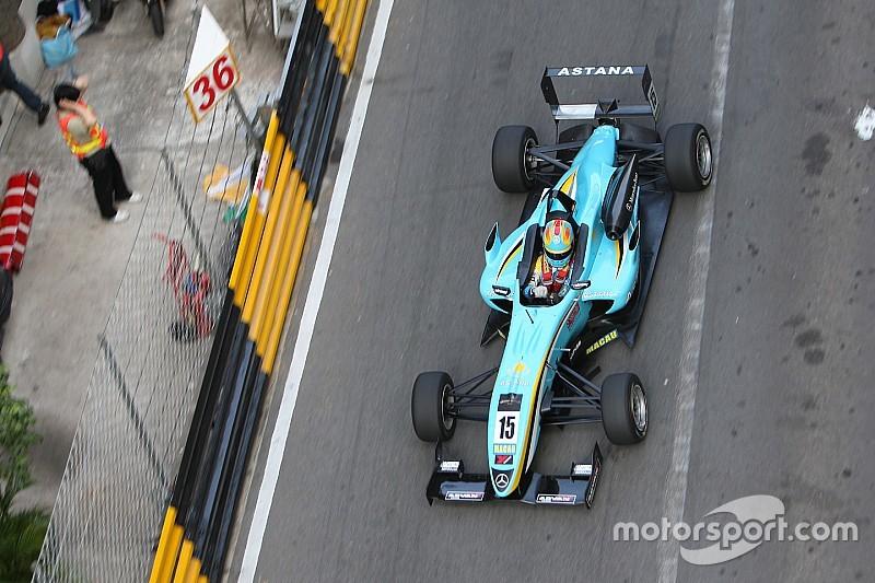 DTM-coureur Juncadella maakt F3-rentree in Macau