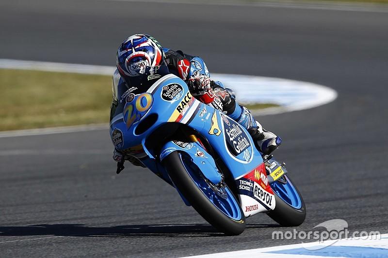 Fabio Quartararo salta il Gp della Malesia