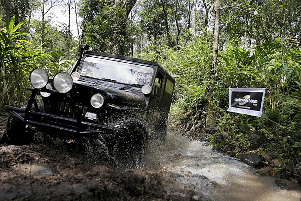 Offroad Sudin, Supradeep, Ganapathy victorious in AWD's Mudigere round
