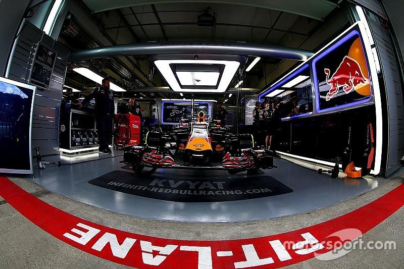 В Red Bull могут поставить новый мотор перед квалификацией
