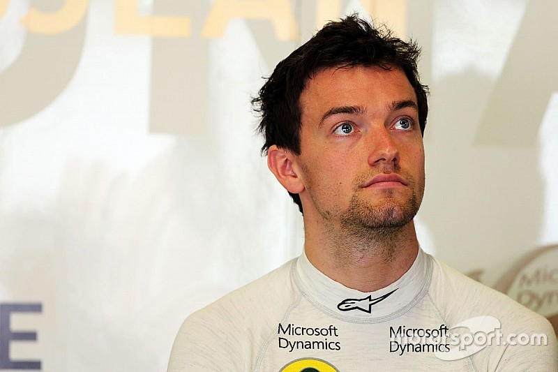 Palmer secures Lotus race seat for 2016