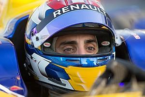 Formule E Résumé d'essais libres EL1 - Les Renault e.Dams restent bien ancrées aux commandes