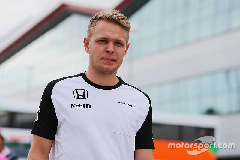 Chefe da McLaren vê futuro de sucesso para Magnussen