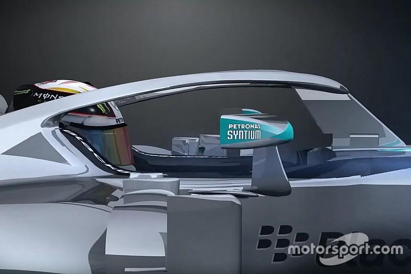 FIA протестирует три решения для защиты головы пилота