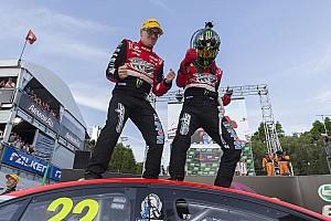 Supercars Raceverslag Courtney/Perkins boeken opvallende V8 Gold Coast-zege