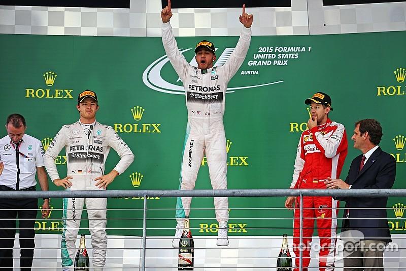 Het kampioenschapsjaar van Lewis Hamilton
