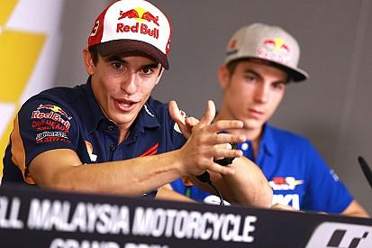 MotoGP赛事总监解释罗西/马奎斯碰撞处罚