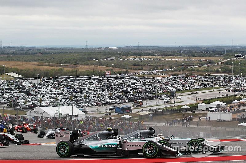 Wolff belooft 'vrij racen op volle kracht' voor Hamilton en Rosberg