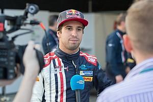 """Formula E Commento Da Costa: """"Mi dispiace per Jacques e per il Team Aguri"""""""