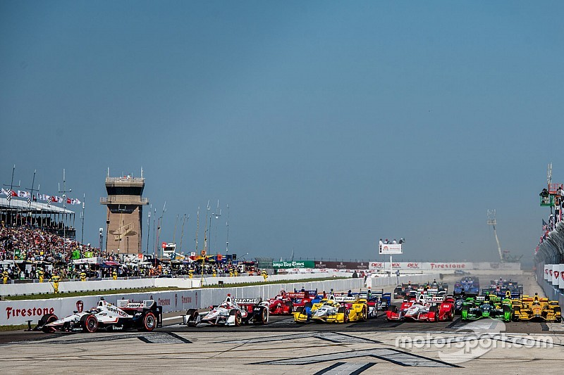 IndyCar's 2016 schedule confirms return of Phoenix and Road America
