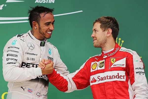Lewis a Seb: