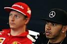 Хэмилтон и Вольф приглашены на пресс-конференции FIA