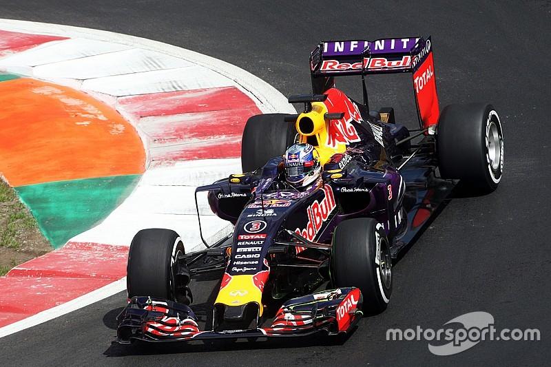 Риккардо удивлен темпом Red Bull Racing