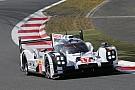 Хартли и Уэббер принесли поул Porsche