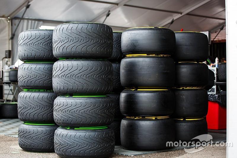 В Pirelli согласились на свободный выбор резины в 2016-м