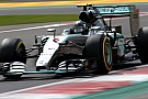 Rosberg denies pole lap was driven by anger