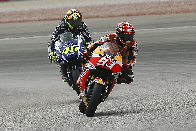 Honda: Marquez did not intentionally slow Rossi at Sepang