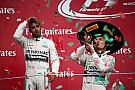 Video: Rosberg agradece a afición mexicana en español