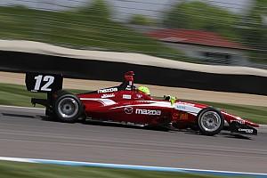 Indy Lights Noticias de última hora El equipo campeón de Indy Lights, todavía con una vacante