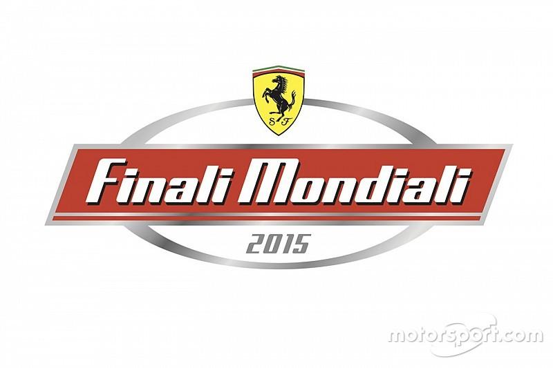 Motorsport.com wird offizieller Medienpartner des Ferrari-Weltfinals 2015