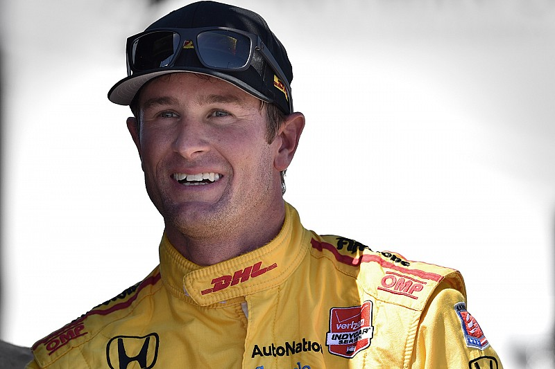 Hunter-Reay, impresionado con el circuito de Boston
