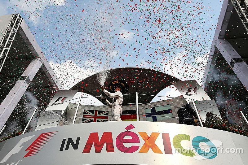 """墨西哥大奖赛:邂逅""""多么美好的世界"""""""