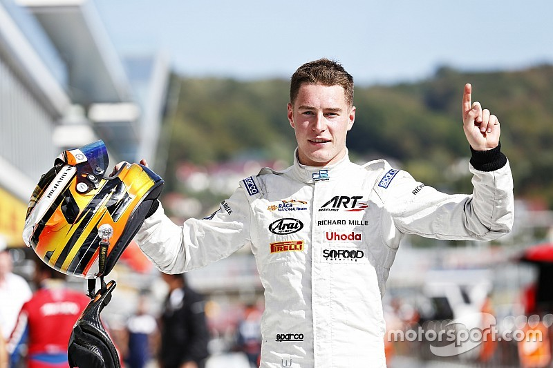 Vandoorne locks down Super Formula test