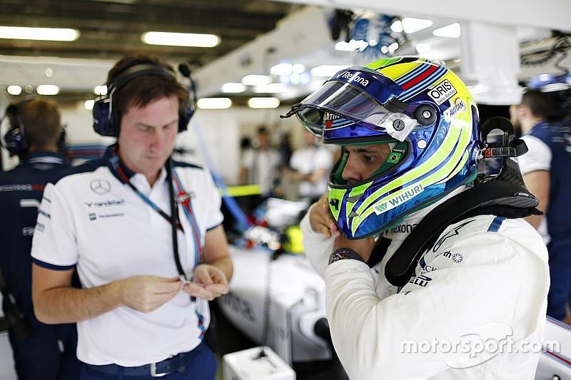 L'année 2016 aidera Massa à décider de son avenir en F1