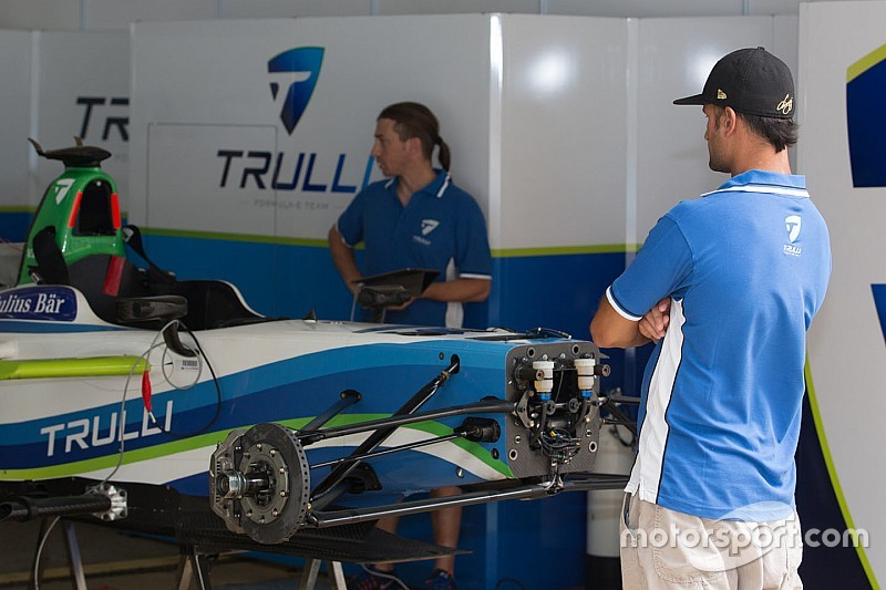 Trulli team to miss Putrajaya ePrix