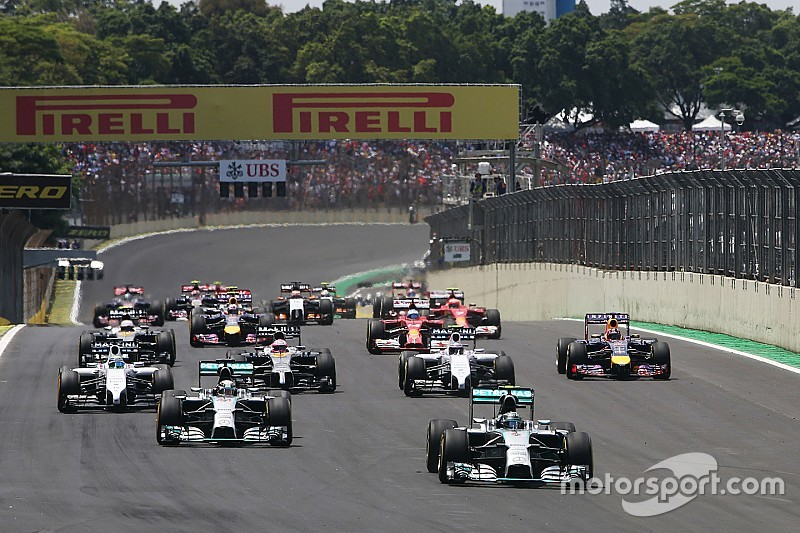 New Interlagos facilities to impress F1 teams - Ecclestone