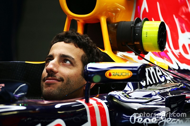 Ricciardo n'est pas fan d'Interlagos